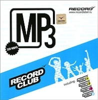 Record Club 1-4 (mp3) артикул 12923a.