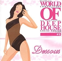 World Of Deep House Dessous #1 артикул 12950a.